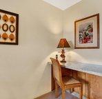 Desk Area in Master Bedroom