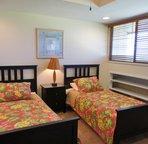 Twin Beds In 3rd Bedroom - Loft