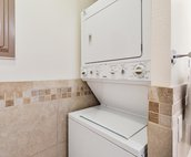 Washer/Dryer in your unit