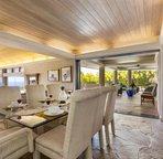 Indoor Dining Area with Ocean Views