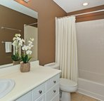 The Home's Second Bathroom
