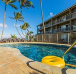 Kids will love the pool, the adults will love the ocean views!