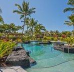 Mauna Lani Golf Villas Complex Pool