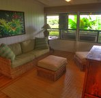 Upscale traditional Hawaiian home with great interior and exterior spaces.