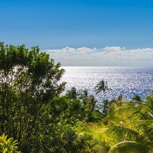 Ocean view from the Lanai!