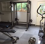 Workout Center at the House