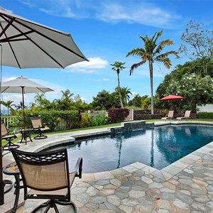 Private Pool and Ocean Views