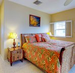 Bright and Airy Master Bedroom
