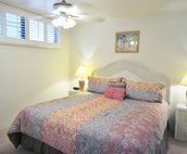 Master Bedroom withCal  King Bed