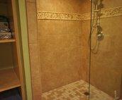 Master Bathroom includes a Walk In Shower