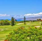 Beautiful golf course and ocean views as seen from the unit