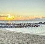 Beautiful Sunset Views from nearby Honu Lagoon