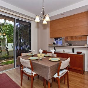 Your Dining Room with a View to the Garden