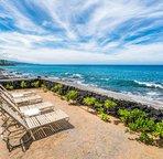 Lounge ocean front!