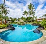 Golf Villas Pool Area