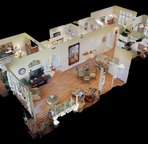 Dollhouse View of the Home