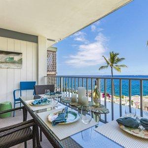 Beautiful Views from Alii Villas 227!