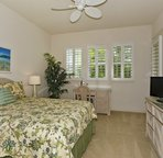 Master Bedroom with Private Access to the Lanai