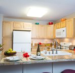 Spacious kitchen with all the amenities you'll need!