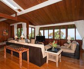 Hardwood Plank Floors Shine and the Breezes are Great!