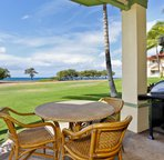 Lanai Dining with an Ocean View