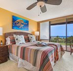 Master Bedroom with Ocean View!