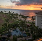 Lovely sunsets are available from your lanai