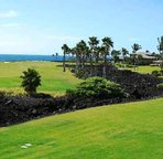 Ocean and Golf Course Views from Lanai