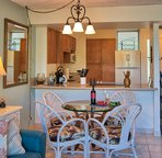 Dining Area that Accommodates Four