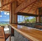 Beach Villas at Ko Olina's On-site Beach Bar