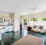 Studio Ohana Living and Kitchen Area