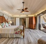 Indoor/Outdoor Master Bedroom
