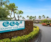 Front Entrance to Country Club Villas