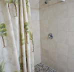 Master Bathroom with Tiled Walk In Shower