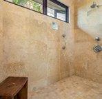 Master Bathroom Indoor Shower