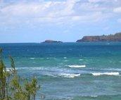 View of Kilauea lighthouse on East side