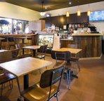 Cafe on Lobby floor