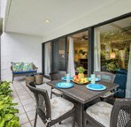 Lanai offers easy access to Casa's amenities
