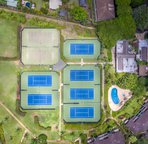 Nearby Tennis and pool.