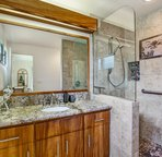 Master Bathroom with Beautiful Walk In Shower