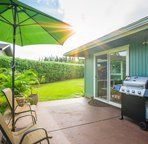 Plenty of space outside for your Ohana.