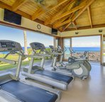 Complex Work Out Room