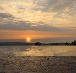 Kona Sunsets over Infinity Pool