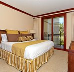 Master Bedroom with Access to the Lanai