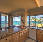 Kitchen with Fantastic Views