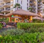 Makai Hale Beach Bar at Beach Villas
