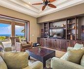 Indoor/outdoor living at its best!