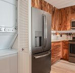 Pack light! Condo offers an in-unit washer/dryer