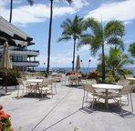 Cabana Sitting Area