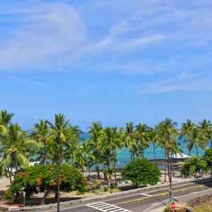 Beautiful View of Ocean & Kahalu'u Beach Park